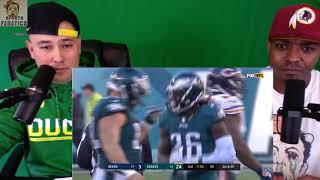 Eagles vs Bears | Reaction | NFL Week 12 Game Highlights