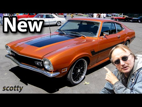 Ford is Finally Bringing Back My Car (the New Ford Maverick)
