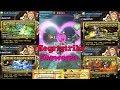 Dragon Project Heartstrike vs Eingram's Star & Anniversary Magi Summons!