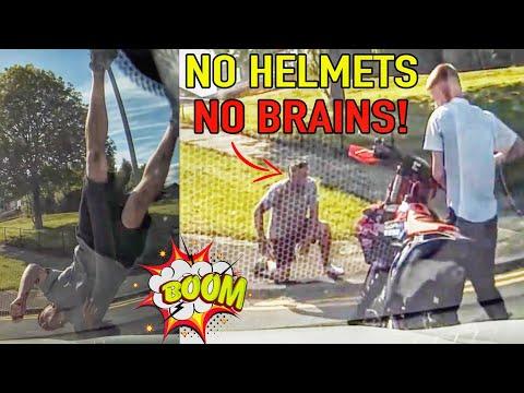 HECTIC ROAD BIKE CRASHES & MOTORCYCLE MISHAPS 2021