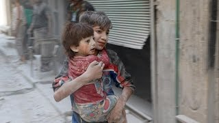أخبار عربية - اليونيسيف: 100 ألف طفل محاصر شرق حلب