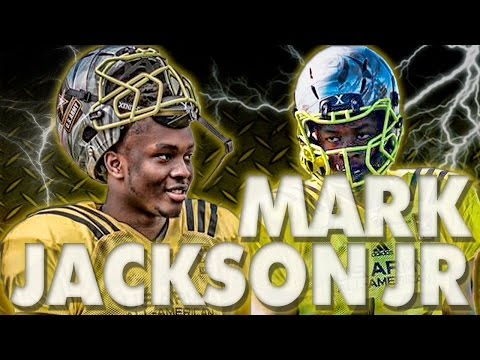 Mark Jackson Jr. | Steele High School | DE | Senior | U.S. All-American Bowl