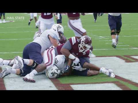 Mississippi State Football vs CSU - 60 Second Highlight