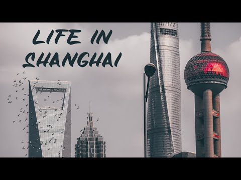 Life in Shanghai - Shanghai City Official Video