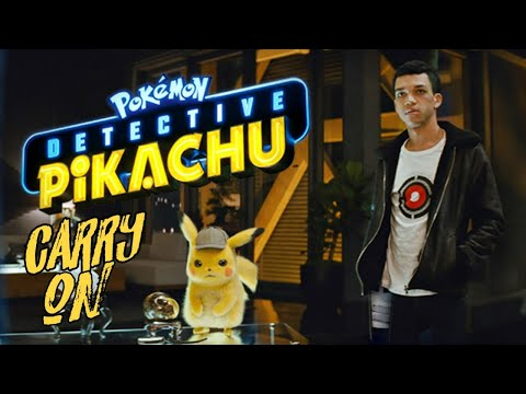 CARRY ON - Kygo, Rota Ora (Lyrics) POKÉMON - Detective Pikachu