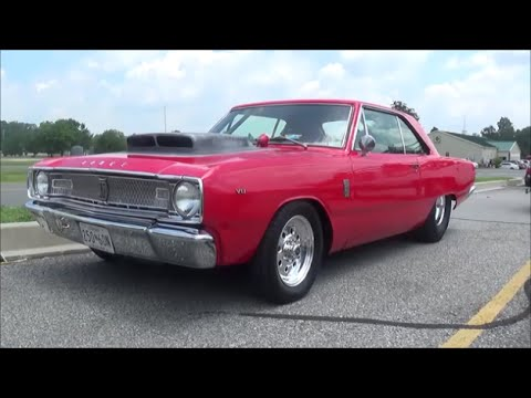 1967 Dodge Dart Gt Pro Street Youtube