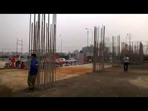 Video hình ảnh thực tế chung cư Park View Residence Dương Nội ngày 19.3.2015