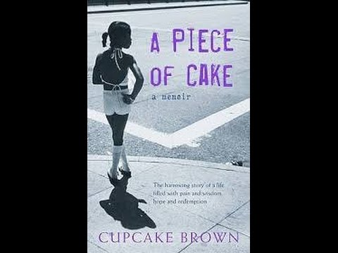 a piece of cupcake book