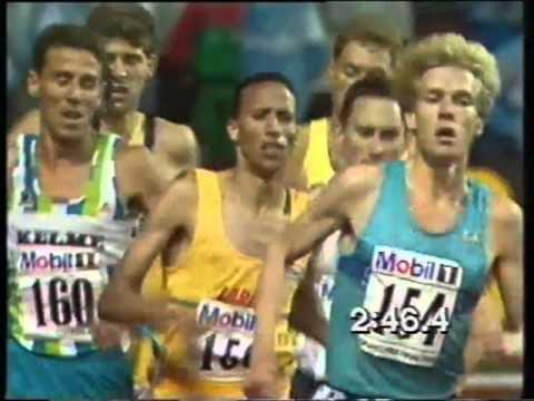 1988 Grand Prix Final Athletics Berlin