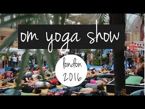 Om Yoga Show - London 2016