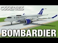Bombardier CSeries + Liveries [DOWNLOAD] | Minecraft