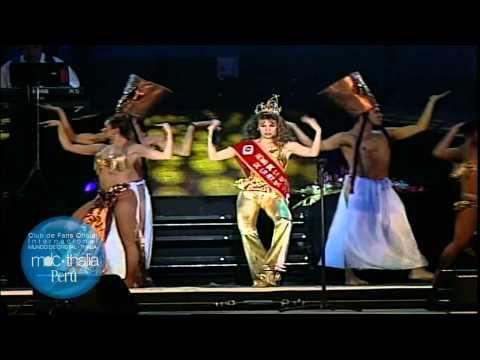 Thalia - Peru Concert Reina Feria De La Molina 1997