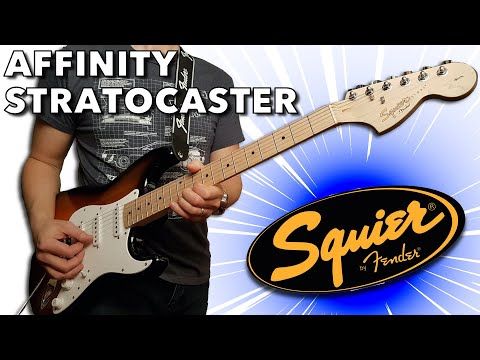 Is It Any Good? Fender Squier Affinity Series Stratocaster Full Review