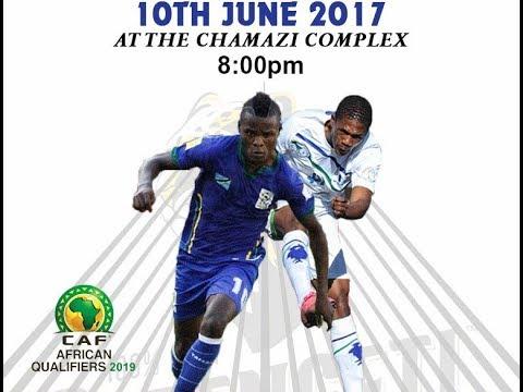 Taifa Stars 1-1 Lesotho SportPesa Super Cup Semi Final (Full Match)