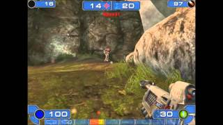 Unreal Tournament 2003 Demo Gameplay