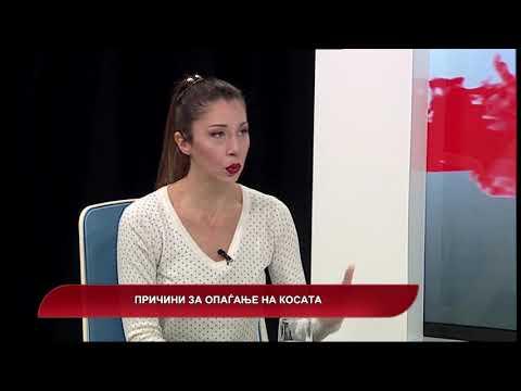 Македонија Денес - Причини за опаѓање на косата