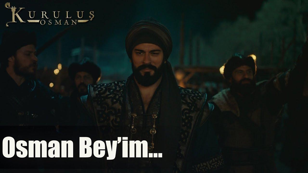 Kayı'nın yeni beyi için tören düzenleniyor! - Kuruluş Osman 40. Bölüm