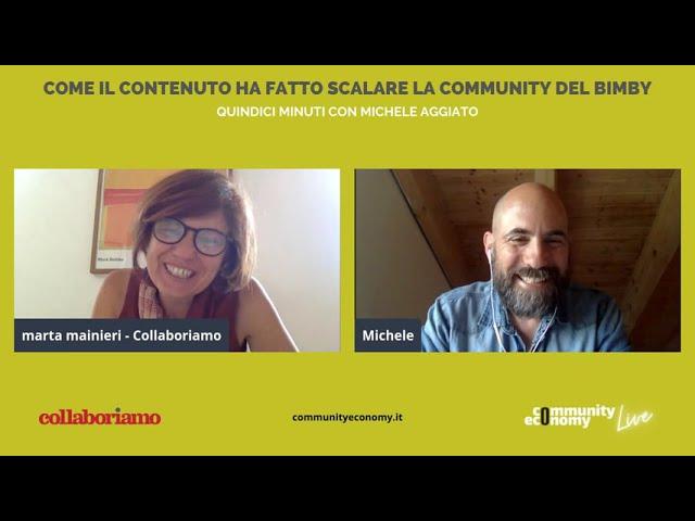 Ep.16 | Michele Aggiato | Head of Community Vorwerk