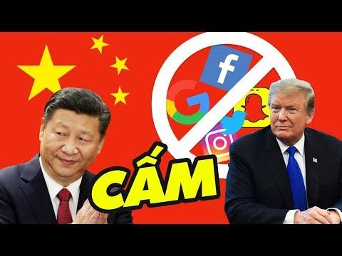 10 Thương Hiệu Mỹ Bị Cấm Tại Trung Quốc   Trái Ngược Lời Tuyên Bố Mở Cửa Với Thế Giới   Foci