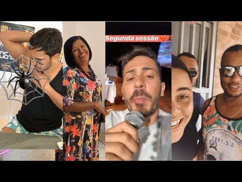 Carlinhos Maia em Shows em Rio Branco+Cara de Lua,Cabelo Imaginário e Verinha em Maceió