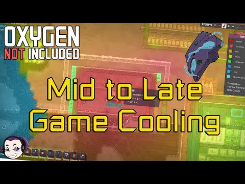 Oxygen Not Included Quick and Dirty Tutorial 9: Mid-Late Game Cooling thumbnail