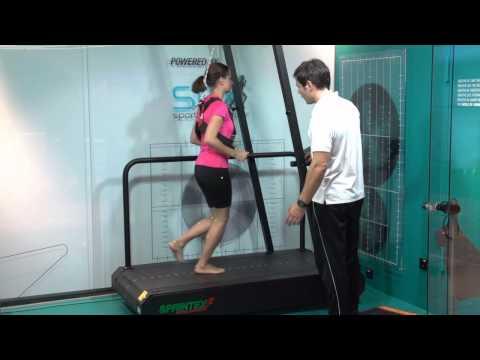 Vital Bewegungsanalyse | videogestützte Laufanalyse | Sportler Check-up | Sportslab Hilden