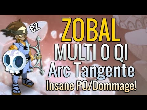[ PVP ] ZOBAL 0 QI - MODE DISTANCE - MASQUE COUARD + ARC TANGENTE / Sort 2-3PA ! ÇE ROOOX !