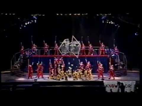 "St. Columba's College - ""Cabaret Australia"" Rock Eisteddfod 2003"
