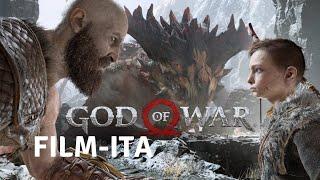 GOD OF WAR 2018(film completo ITA)
