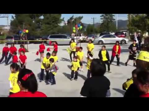 Sports Fest  - Arrow Montessori School of San Dimas