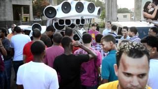 team gringo music car show plaza guibia