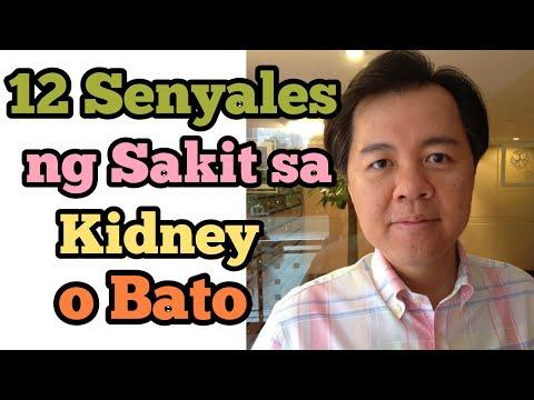 12 Senyales ng Sakit sa Kidney o Bato - Payo ni Doc Willie Ong #734b