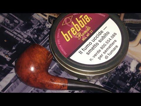 Pipa brebbia e Tabacco brebbia rondo n.27