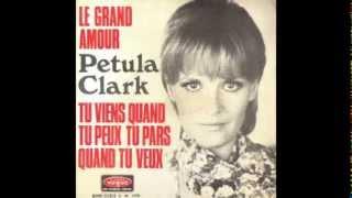 Petula CLARK   Le grand amour