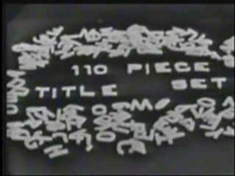 Keystone 8mm Home Movie Commercial