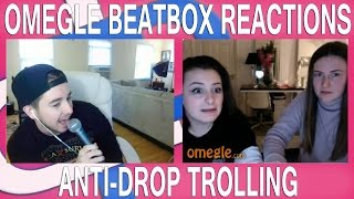 Omegle Beatbox Reactions - Anti-Drop Trolling