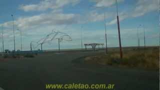 «Cruce Ruta Nacional N° 3 y Ruta Provincial N° 288  -Pto. Santa Cruz 2012-»