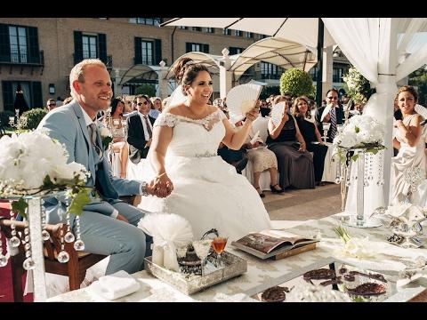 Yasmin and Mathew Reeder - Full Wedding Video - Castillo Hotel Son Vida, Palma de Mallorca 05.06.16