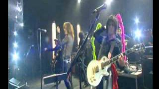 New York Dolls - 03 - Concert privé - Dance like a monkey.avi