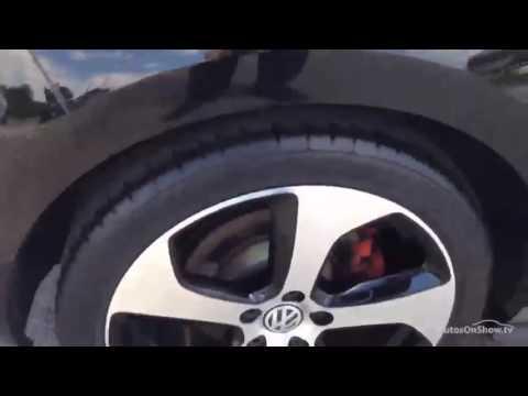 VOLKSWAGEN GOLF GTI BLACK 2013