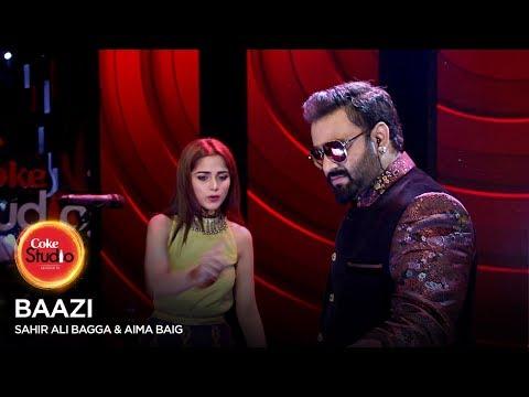 BTS, Sahir Ali Bagga & Aima Baig, Baazi, Coke Studio Season 10, Episode 3. thumbnail