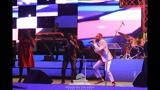 Akaah (Tim Godfrey)  Carry me dey Go You are the reason      Led by Chris Eke