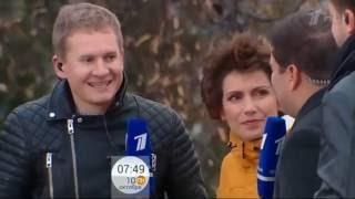 """Группа ПЯТЕRО в программе """"Доброе утро"""" на ПЕРВОМ КАНАЛЕ"""