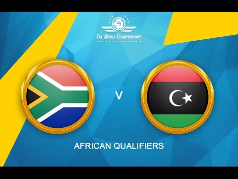 CS:GO - South Africa vs. Libya[Overpass] - The World Championships 2016