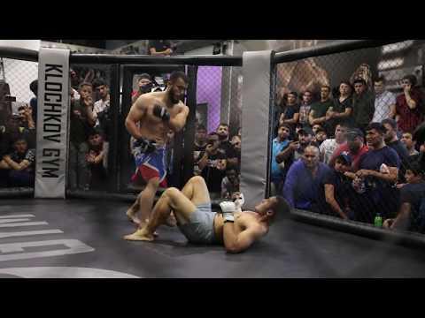 Колизей: Битва Чемпионов 6: Бехруз Басаев(Таджикистан) vs. Боходир Холмуродов(Узбекистан)|84 кг