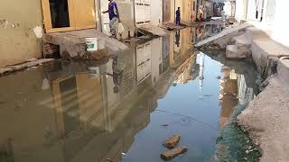 Non livable, unhygienic and very bad living area in Islamabad
