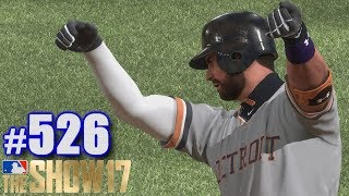 I LIKE PLAYING FOR MY NEW TEAM! | MLB The Show 17 | Road to the Show #526