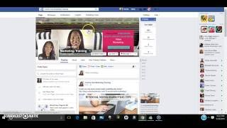 How To Make Your Facebook Fan Page Cover Image Clickable