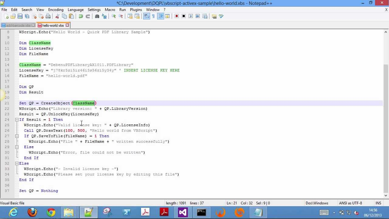 Vb scripting tutorial images any tutorial examples qtp tutorial pdf gallery any tutorial examples vb scripting tutorial gallery any tutorial examples first time baditri Image collections