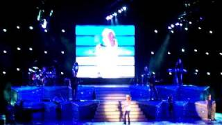Reba McEntire- Because Of You @ clear lake!